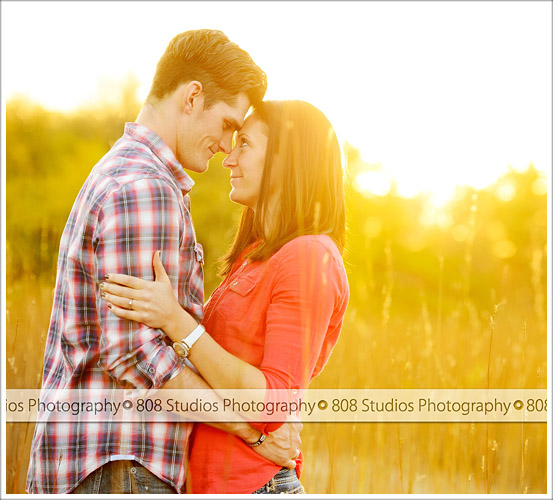 Eastwood MetroPark | 808 Studios Photography | Fall Engagement Session