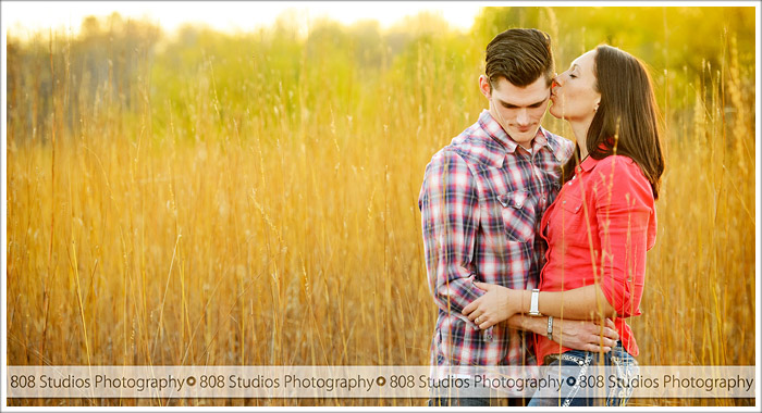 808 Studios Photography | Fall Engagement Session