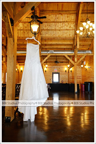 Callie And Travis Wedding At Canopy Creek Farm In Miamisburg